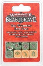 Games Workshop Warhammer Underworlds: Beastgrave - Maggotkin of Nurgle - Die Erbrochenen Würfelset