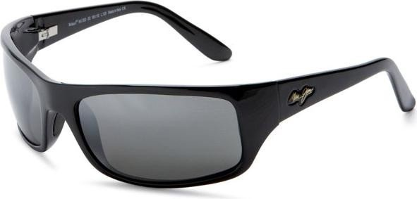 Maui Jim Peahi 65mm black/grey (mens) (202-02) -- ©Glasses&Co