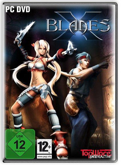 X-Blades (deutsch) (PC)
