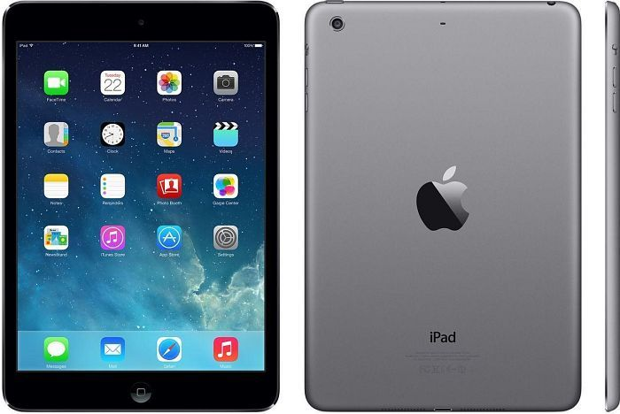 Apple iPad mini 2 16GB, Space Gray (ME276FD/A)