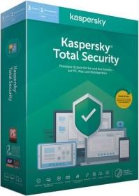 Kaspersky Lab Total Security 2020, 3 User, 1 Jahr, PKC (deutsch) (Multi-Device) (KL1949G5CFS-20)