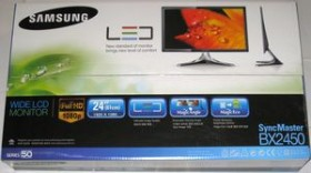 "Samsung SyncMaster BX2450, 24"" (LS24B5HVFHEN)"