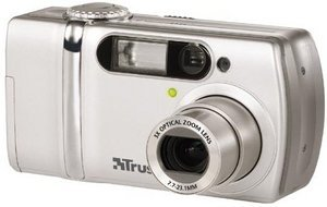 Trust 1210K Powercam Optical Zoom (13801)