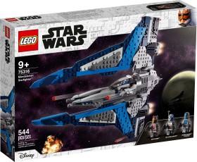 LEGO Star Wars - Mandalorian Starfighter (75316)