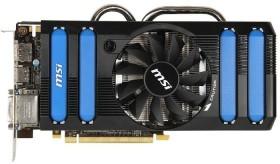 MSI N660Ti-2GD5/OC, GeForce GTX 660 Ti, 2GB GDDR5, 2x DVI, HDMI, DP (V284-049R)