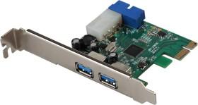 i-tec PCE22U3, 4x USB 3.0, PCIe 2.0 x1