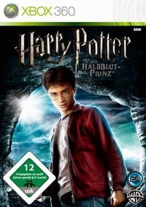 Harry Potter And The Half Blood Prince (englisch) (Xbox 360)
