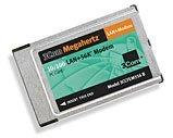 3Com 3CCFEM556B Megahertz 10/100 LAN + 56k Global modem PC, PCMCIA