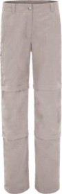 Maier Sports Yesa Triple Zip-Off Hose lang feather gray (Damen) (233013-743)