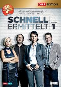 Schnell Ermittelt Staffel 1 (DVD)