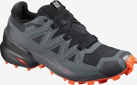 Salomon Speedcross 5 GTX black/urban chic/cherry tomato (Herren) (407197)