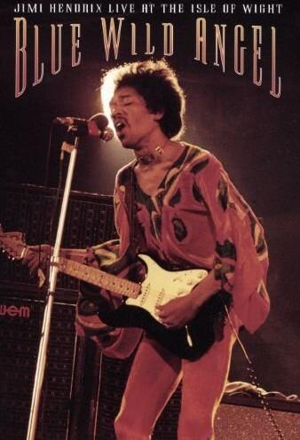 Jimi Hendrix - Blue Wild Angel -- via Amazon Partnerprogramm