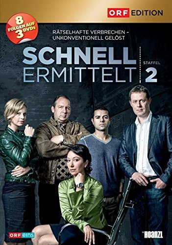 Schnell Ermittelt Staffel 2 -- via Amazon Partnerprogramm