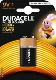 Duracell Plus Power 9V-Block