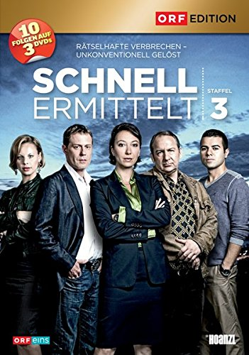 Schnell Ermittelt Staffel 3 -- via Amazon Partnerprogramm
