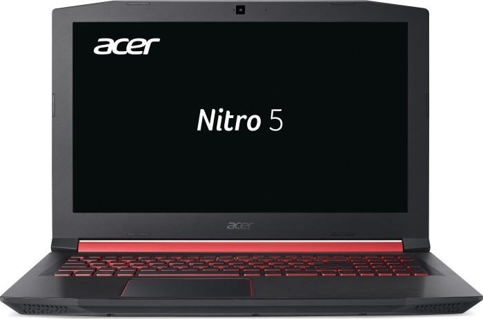 Acer Nitro 5 AN515-52-7231 black with red applications (NH.Q3XEG.004)