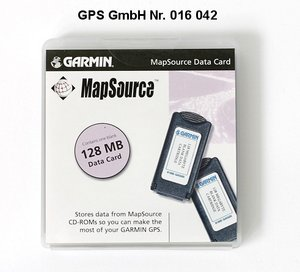 Garmin memory module 128MB empty