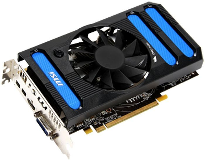 MSI R7850 2GD5/OC, Radeon HD 7850, 2GB GDDR5, DVI, HDMI, 2x mini DisplayPort (V273-055R)
