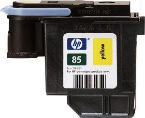 HP 85 Druckkopf gelb (C9422A)