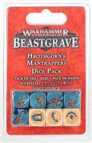 Games Workshop Warhammer Underworlds: Beastgrave - Ogor Mawtribes - Hrothgorns Menschenfänger Würfelset
