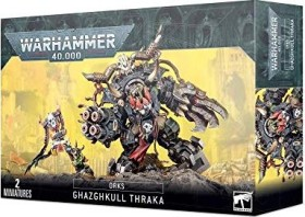 Games Workshop Warhammer 40.000 - Orks - Ghazghkull Thraka (99120103079)