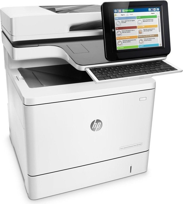 HP Color LaserJet Enterprise MFP M577c, Farblaser (B5L54A)