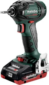 Metabo SSD 18 LTX 200 BL cordless impact wrench incl. case + 2 Batteries 4.0Ah (602396800)