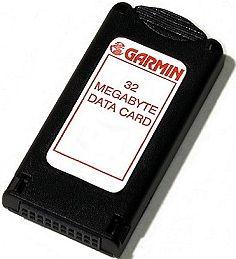 Garmin moduł pamięci 32MB leer