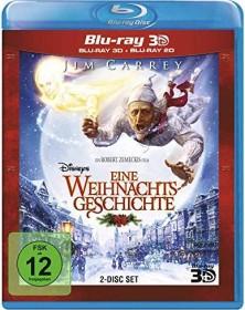 Eine Weihnachtsgeschichte (2009) (3D) (Blu-ray)
