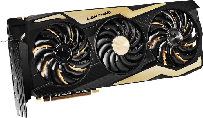 MSI GeForce RTX 2080 Ti Lightning Z, 11GB GDDR6, HDMI, 3x DP, USB-C (V377-001R)