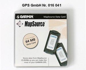Garmin moduł pamięci 64MB leer