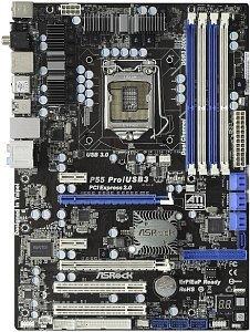 ASRock P55 Pro/USB3
