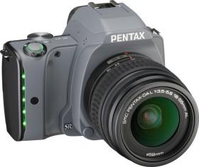 Pentax K-S1 grau mit Objektiv DA L 18-55mm (06570)