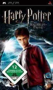 Harry Potter And The Half Blood Prince (englisch) (PSP)