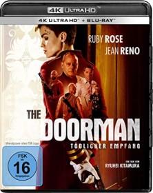 The Doorman - Tödlicher Empfang (4K Ultra HD)