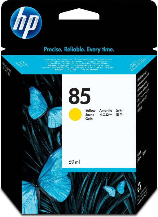 HP ink Nr 85 yellow (C9427A)