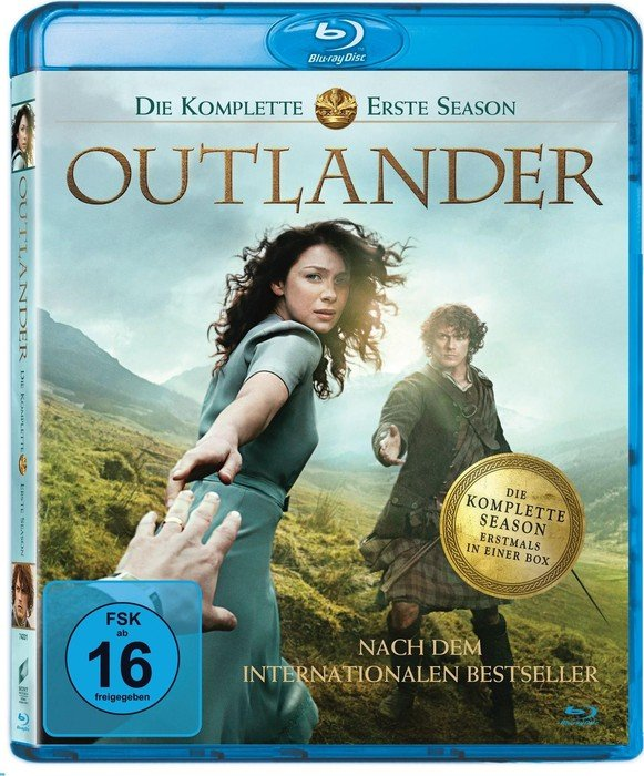 Outlander Season 1 (Blu-ray)