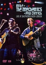 Mike & The Mechanics - Live at Shepherds Bush (DVD)
