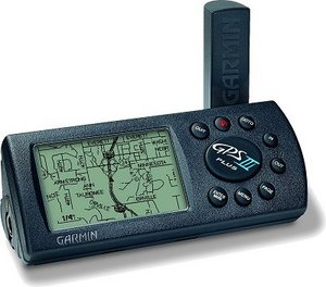 Garmin GPS III plus