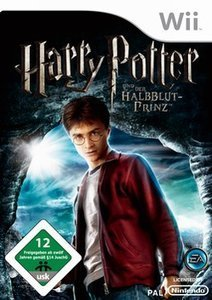 Harry Potter And The Half Blood Prince (English) (Wii)