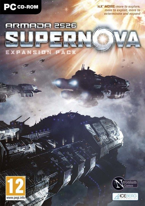 armada 2526 - Supernova (add-on) (English) (PC)