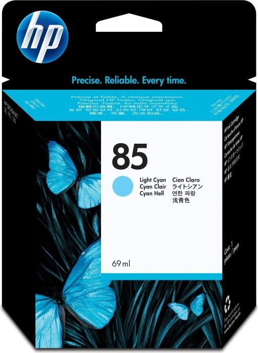 HP Tinte 85 cyan hell (C9428A)