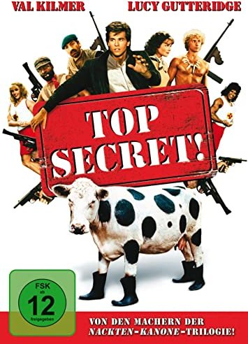 Top Secret -- via Amazon Partnerprogramm