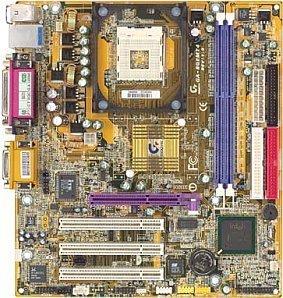 Gigabyte GA-8GEM667, i845GE (PC-2700 DDR)