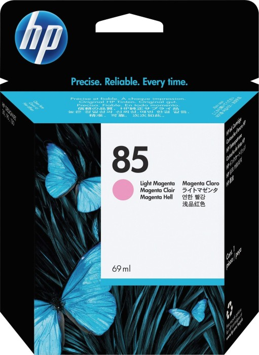 HP 85 ink magenta light (C9429A)