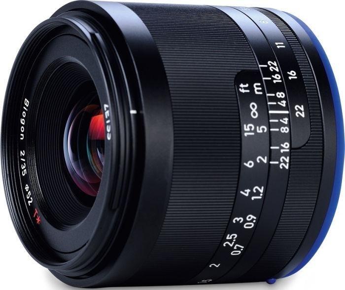 Zeiss Loxia 35mm 2.0 für Sony E schwarz (2103-749)