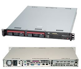 Supermicro SuperServer 5017C-TF (SYS-5017C-TF)