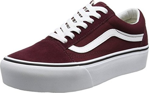 4d8ecf1dcac2 Vans old Skool Platform port royale true white (B3U5U7) starting ...