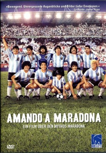 Amando A Maradona -- via Amazon Partnerprogramm