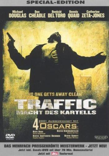 Traffic - Die Macht des Kartells (Special Editions) -- via Amazon Partnerprogramm